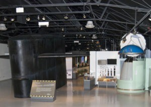 Covert Submarine Operations exhibit