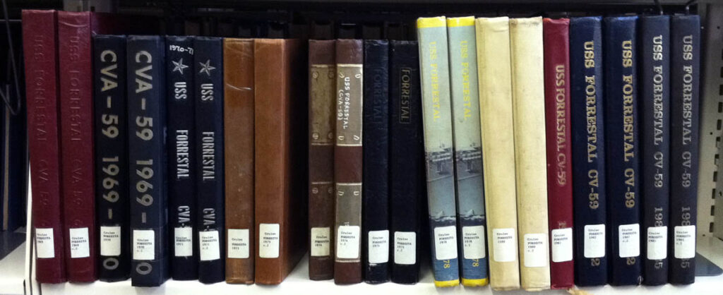 Cruise Books - Library