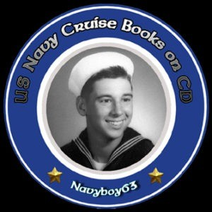 Navyboy Cruise Books Logo