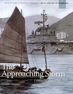 Approaching Storm Cover