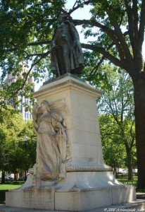 John Barry Statue - Franklin Park DC
