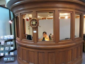 Museum Store Office