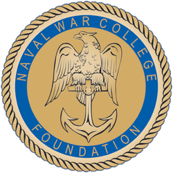 Naval War College Foundation logo