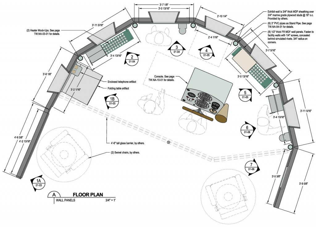 Lion's Den Floor Plan