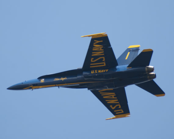 Blue Angel 1