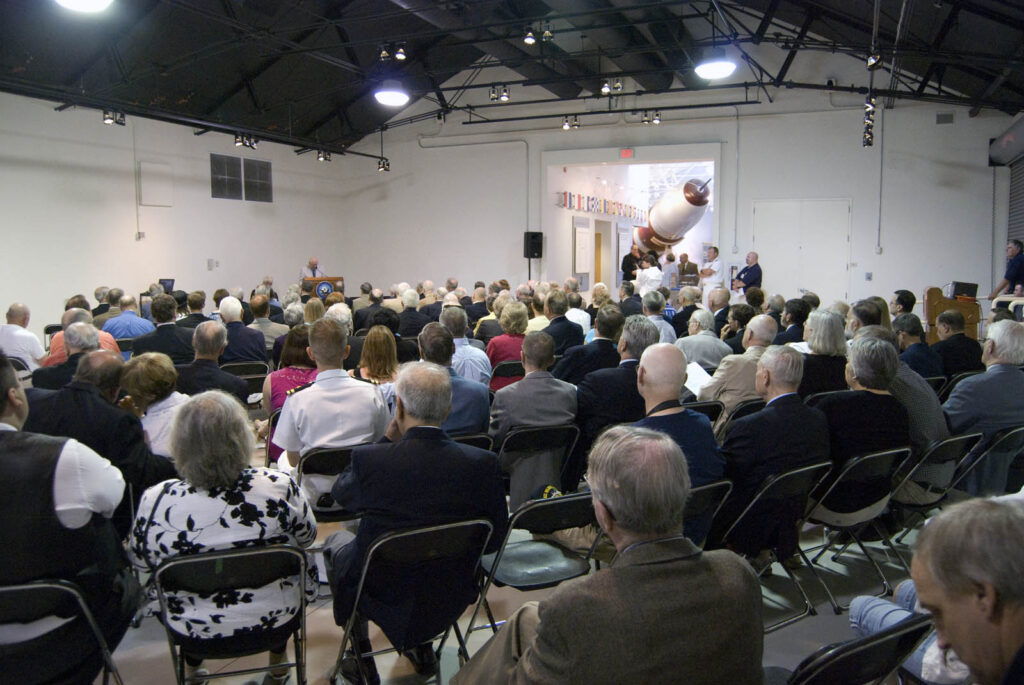 2012 Annual Meeting Crowd