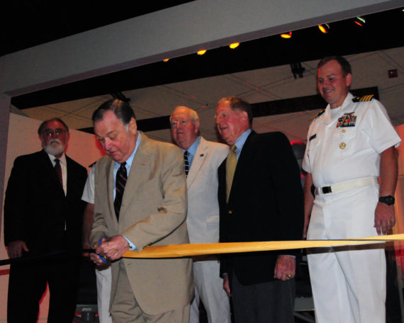 Lion's Den Ribbon Cutting