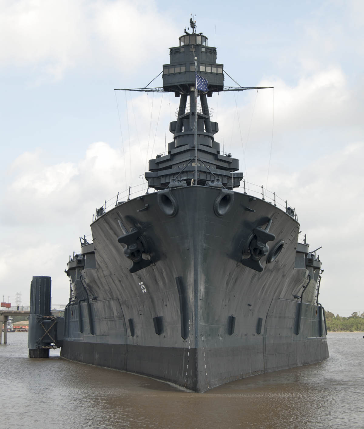 Status Report: USS Texas Flooding and Emergency Repairs | Naval ...