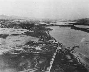 Marine Amphibious Landing in Korea 1871 - Salee River