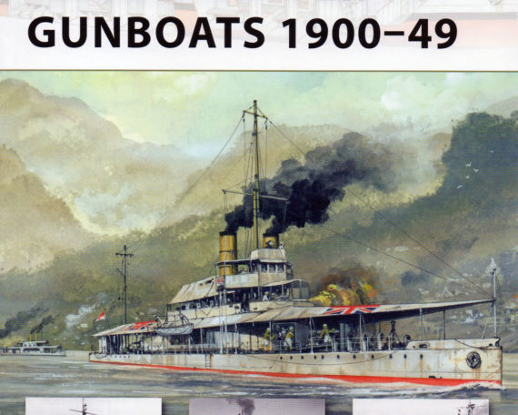 Yangtze Gunboats Cover
