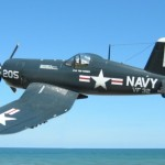F4U-4 Corsair Model