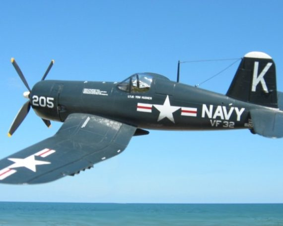 4-U4 Corsair Model