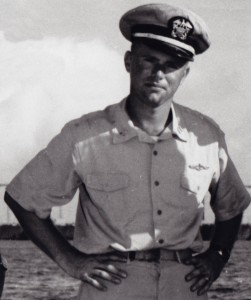 Lieutenant Don Walsh in 1959. NHHC image USN 1044872.