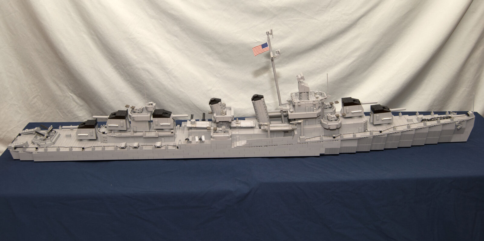 Lego navy ships pictures to pin on pinterest pinsdaddy for Fletcher
