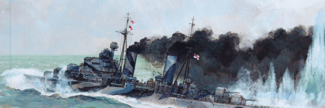 konstam british light cruisers