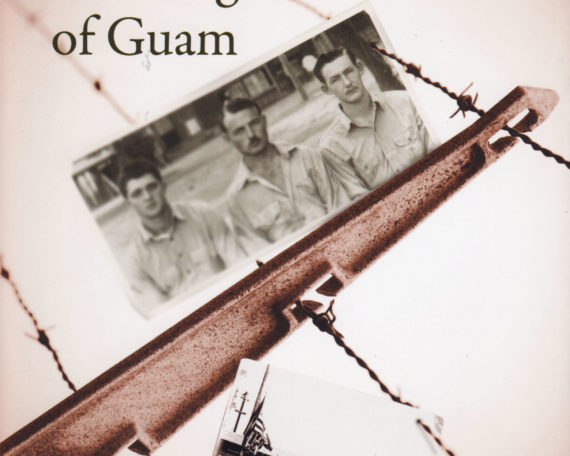 mansell captured guam