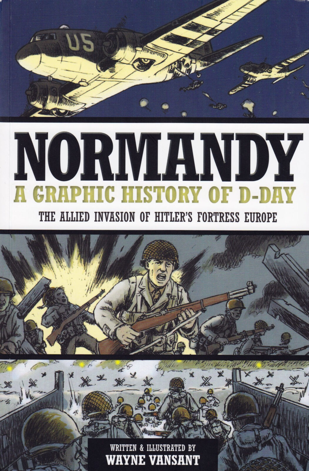 a summary of the events of d day The d-day landings in normandy was one of the most influential events in the   including facts about the precipitating factors that led to it, and the summary and.
