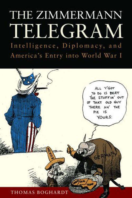 an overview of the zimmerman telegram in world war one Keywords codebook, cryptanalysis, first world war, room 40, zimmermann telegram 1 introduction no single event decided the outcome of the first world war 1914–1918.