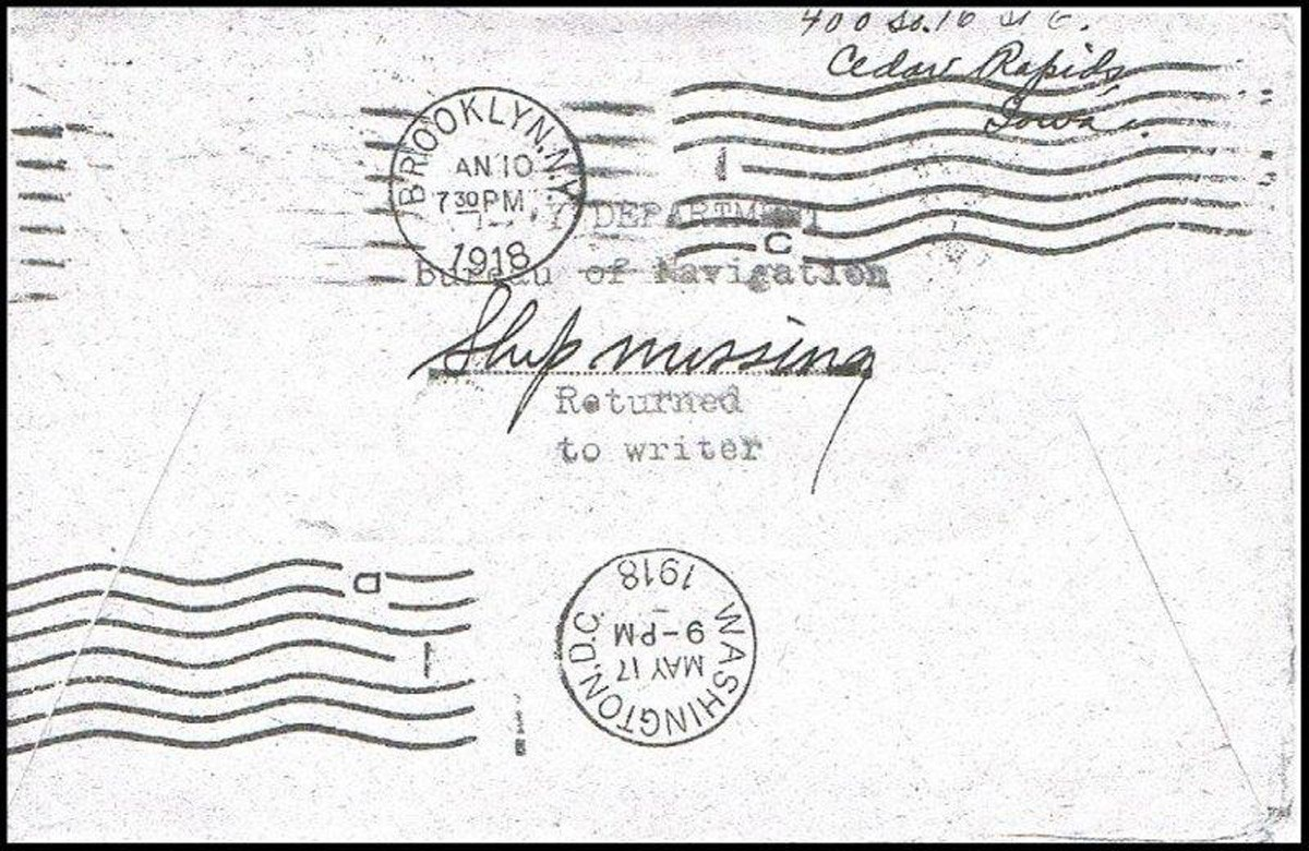 the unanswered loss of uss cyclops march 1918 naval historical Via Email Cover Letter Examples cyclops 4 cyclops 5