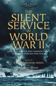 monroe jones green silent service ww2