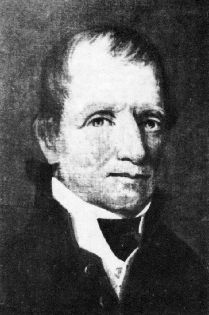 Daniel Dobbins. Source: Papers of Dan Dobbins, Buffalo and Erie County Historical Society, Buffalo, New York.