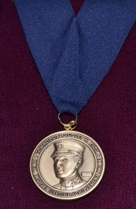 Knox Award Medal 2013