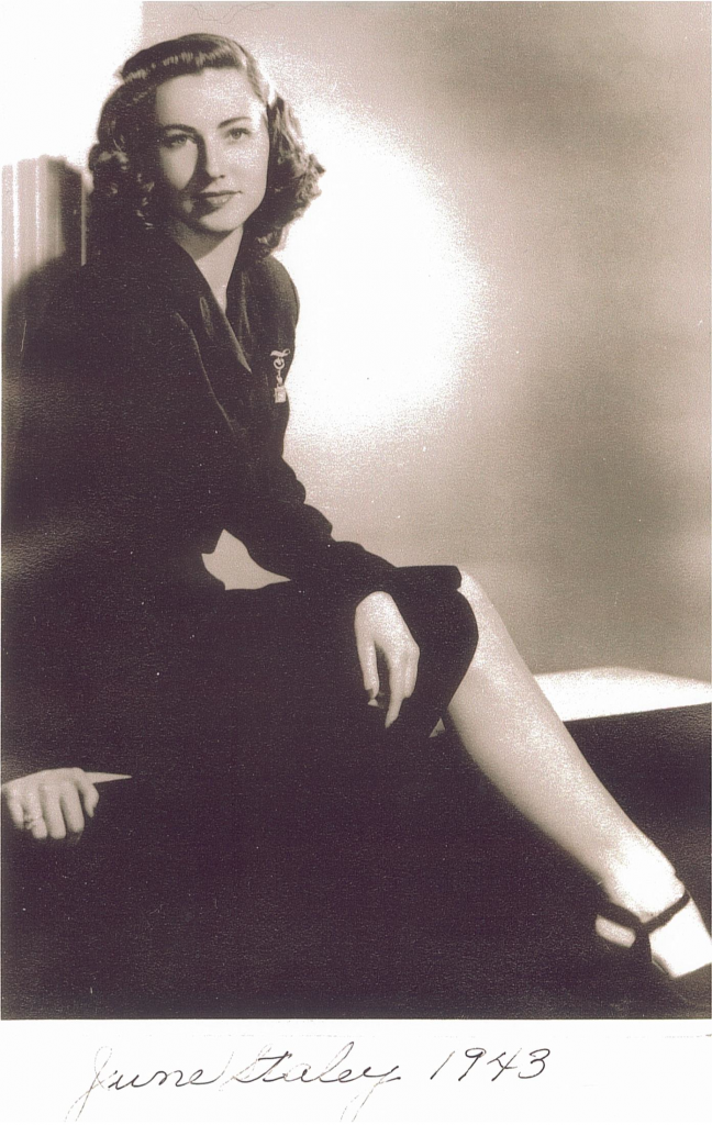 June Staley 1943