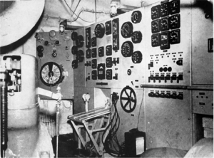GENERAL ELECTRIC T-2 CONTROL CUBICLE
