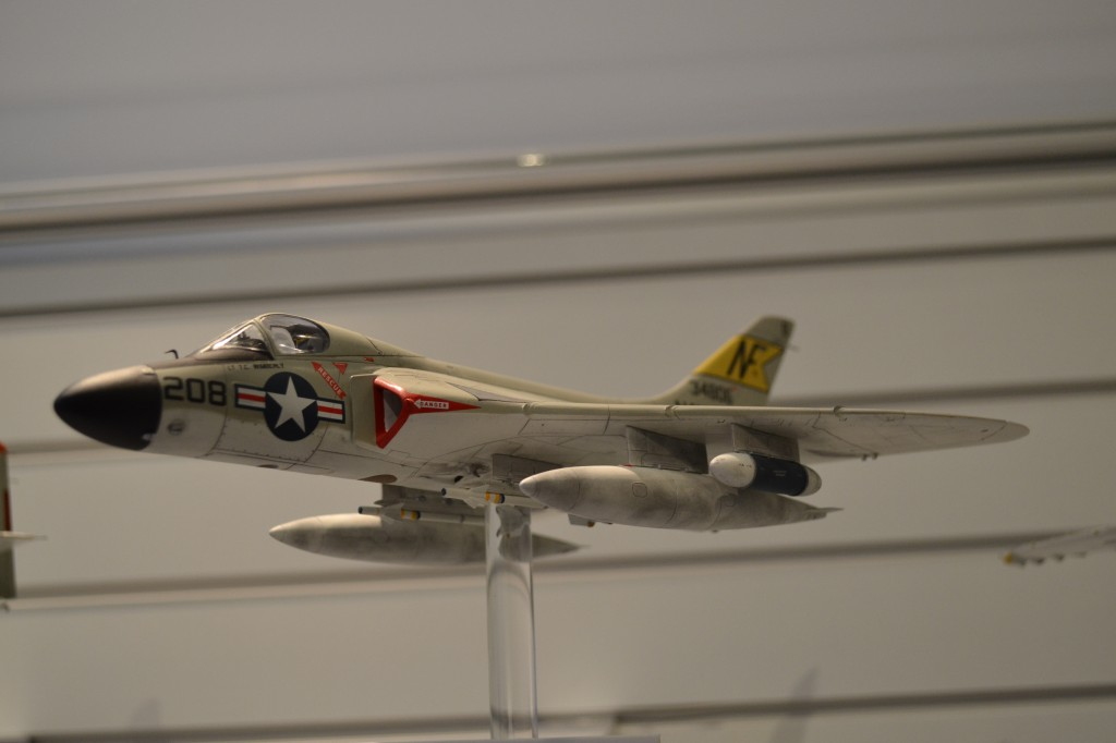 F4D-1 Skyray, sponsored by Captain Thomas Wimberly