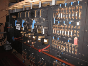 Open Front Switchboard