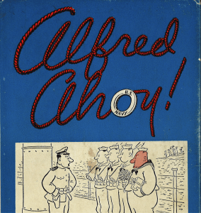 Alfred Ahoy Cover