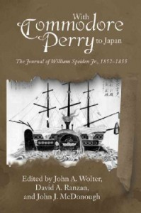 With-Commodore-Perry-to-Japan-The-Journal-of-William-Speiden-Jr.-1852-1855-Paperback-P9781612512389