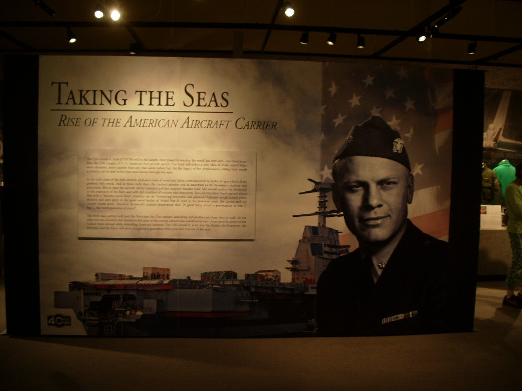 Ford Museum-Carrier Exhibit-14Jul2014 (6)
