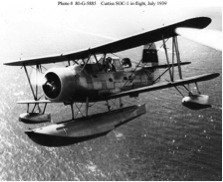 Curtis Floatplane