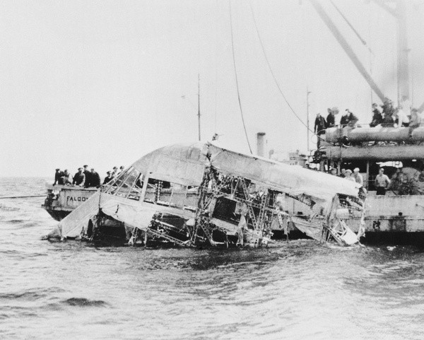 Forgotten Airship Disaster