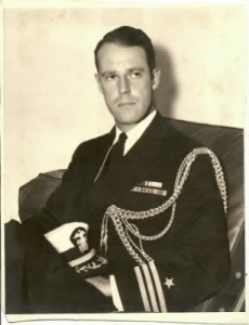 Captain Benjamin Long Edes Talman, USN