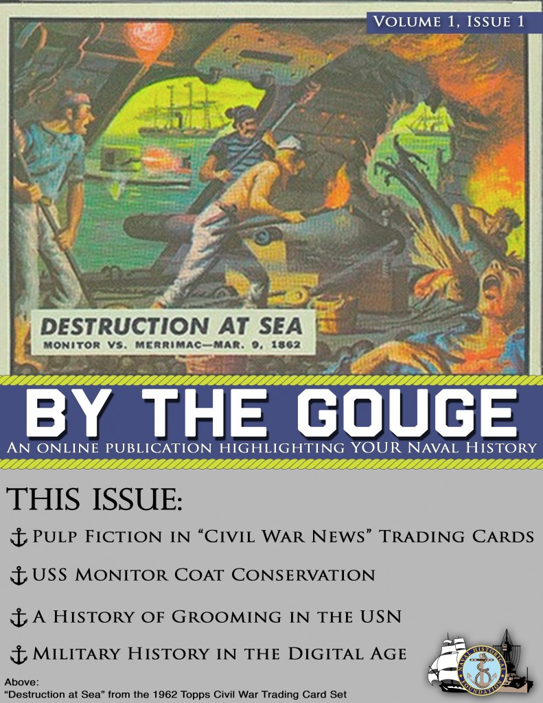 ByTheGougeVol1Issue1Cover
