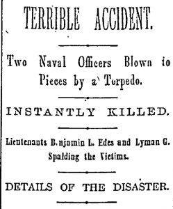 New York Herald, 29 AUGUST 1881.