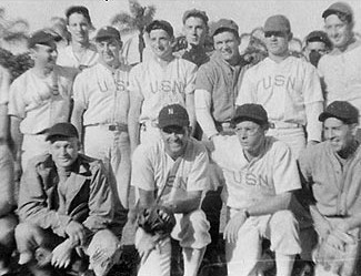 1944 Service World Series Team (Baseball in Wartime)