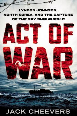 Cheevers_Act of War