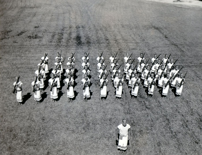 Image of Fitafita Guard courtesy American Samoa Historic Preservation Office (ASHPO)