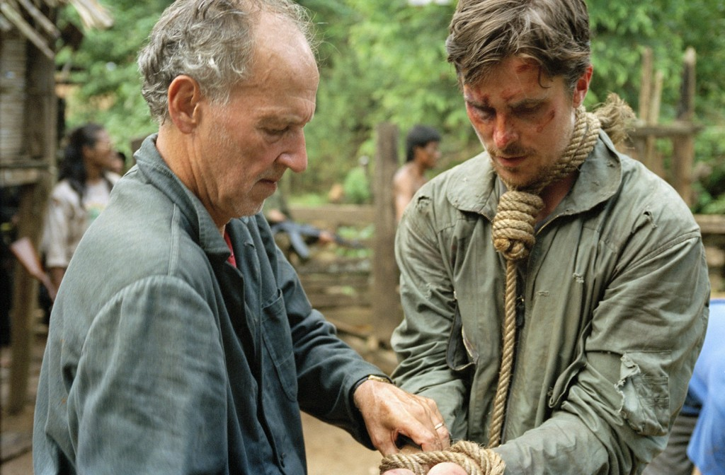 Christian Bale and Werner Herzog Rescue Dawn Movie Image (3)