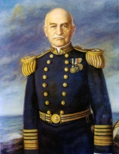 ADM William S. Benson, the first CNO