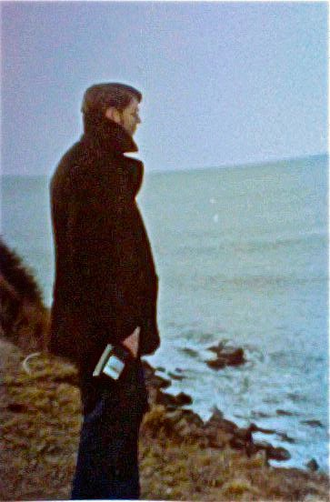 John in Newport, RI, 1972