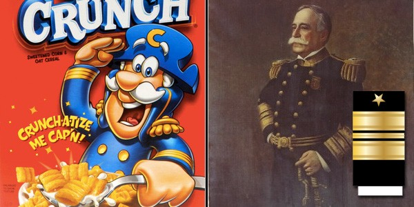 (Quaker Oats/PepsiCo/Naval History and Heritage Command)