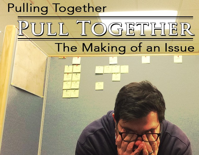 Pulling Together Pull Together Cover