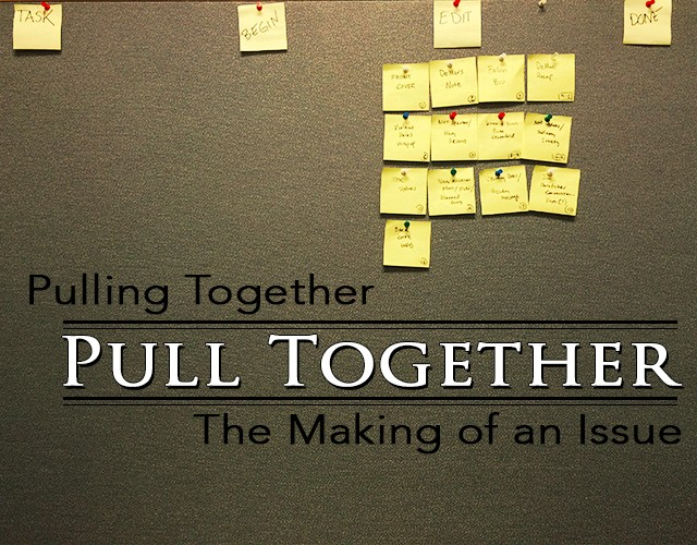 Pulling Together Pull Together Cover 4