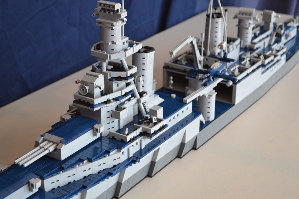 USS Indianapolis Detail (Photo by Dave Colamaria/NHF/Released)