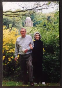 Ken and Rosemary Coskey, 2002 (Photo Courtesy Rosemary Coskey)