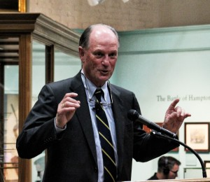 Dr. Robert Ballard (NHF Photo)